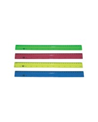 Color Rulers 30 cm