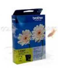 Brother LC39 Yellow Ink Cartridge - LC39Y
