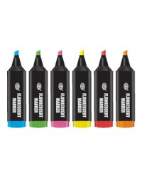 Fluorescent Markers Pink