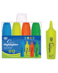 Classico Highlighters Assorted Colors