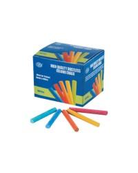 High Quality Dustless Color Chalks 100 Pcs. Color Chalks