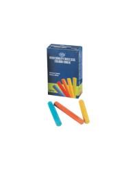 High Quality Dustless Color Chalks 10 Pcs. Color Chalks