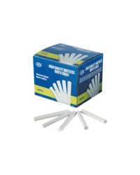 High Quality Dustless White Chalks 100 Pcs. White Chalks