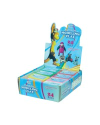 Modeling Clay 160 G Assorted