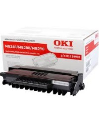OKI 01239901 Black Toner Cartridge