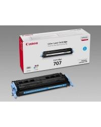 Canon 707 Cyan Toner Cartridge 707C