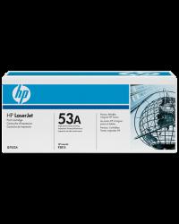 HP Q7553A Black Toner