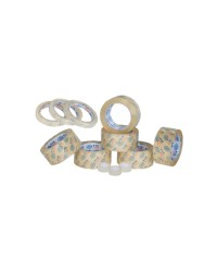 """Clear Tapes 1/2"""" x 23 yds"""