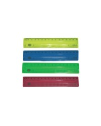 Color Rulers 15 cm