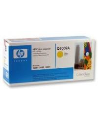 HP Q6002A Yellow Toner