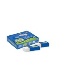 White Erasers White
