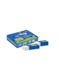 Dust Free Erasers White