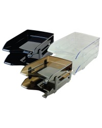 Executive Office Trays Transparent
