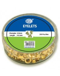 Eyelets 4.8 mm