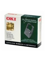 OKI 01108002 Black Ribbon for Microline 182/183/192