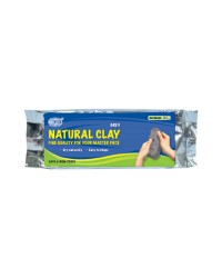 Natural Clay 500 G Grey