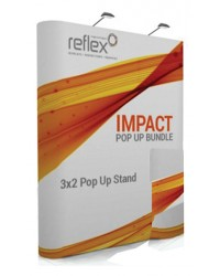3 x 2 Pop Up Stand - New