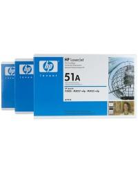 HP Q7551A Black Toner