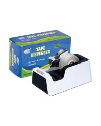 Tape Dispenser Medium White